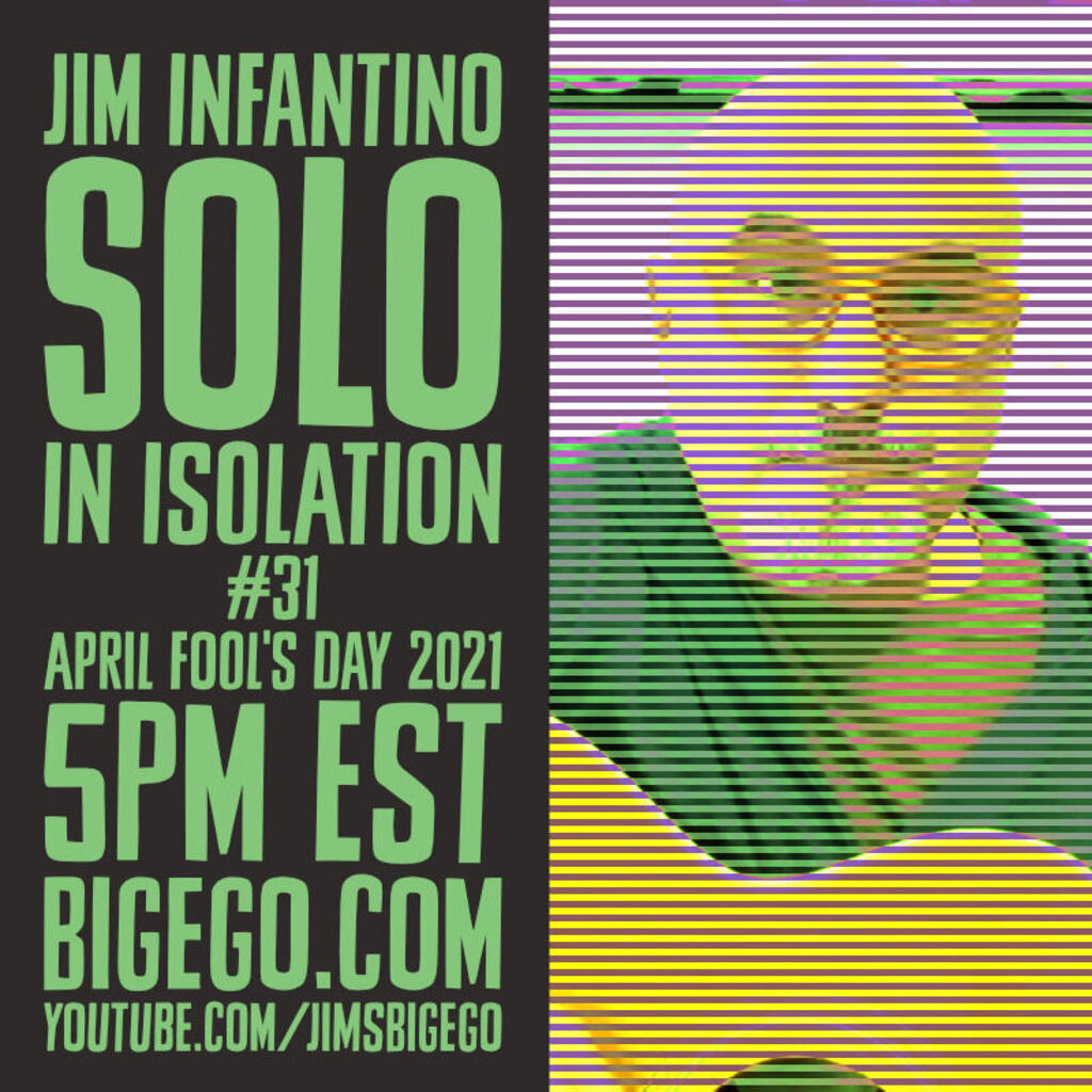 Solo In Isolation  April 1