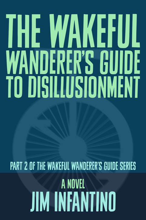 Cover of the Wakeful Wanderer039s Guide book 2